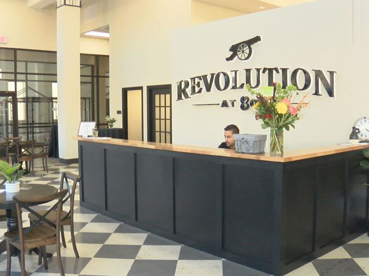 Rentable office spaces to a women's boutique: business grows in Amarillo