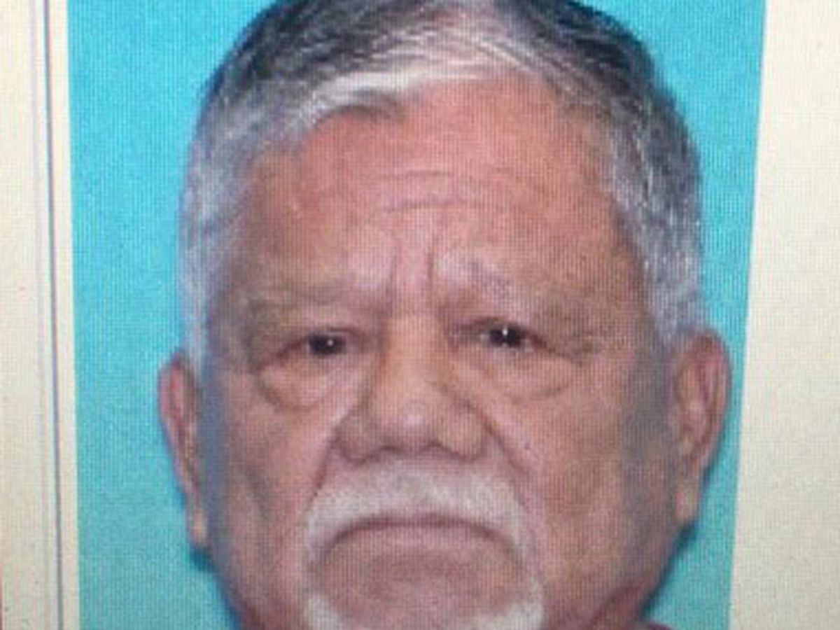 Police searching for elderly Amarillo man who walked away from nursing home