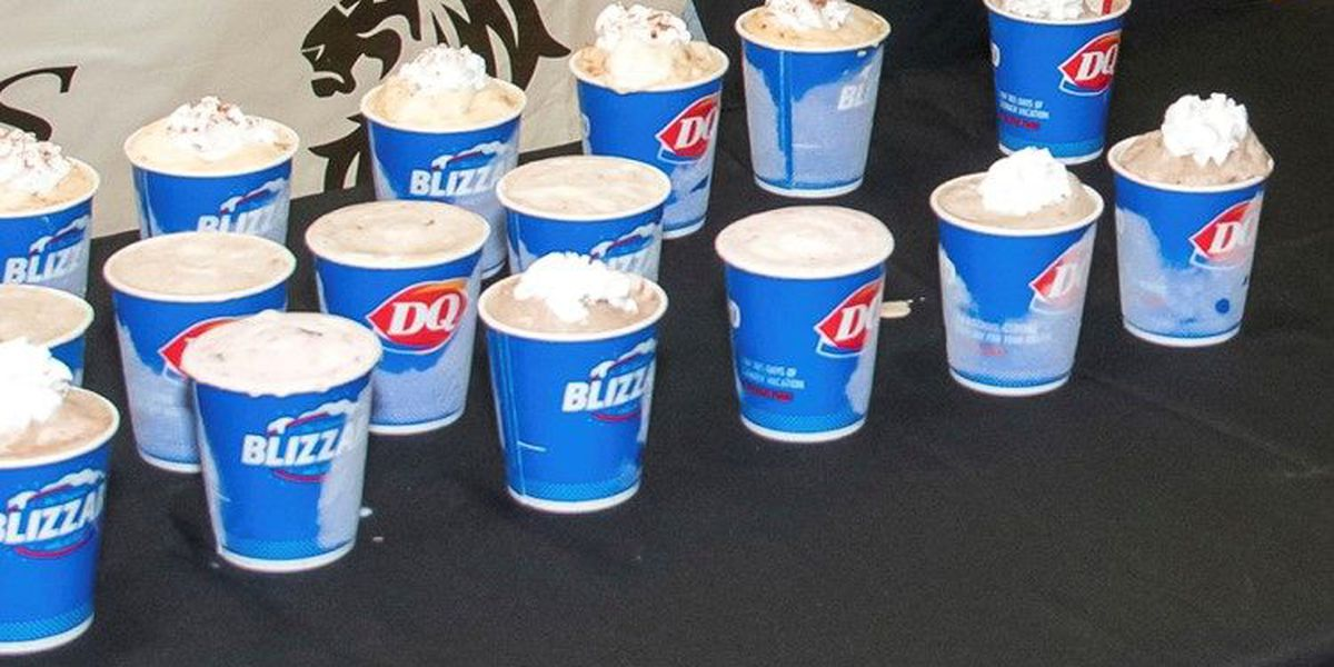 Dairy Queen giving back to the community for Miracle Treat Day
