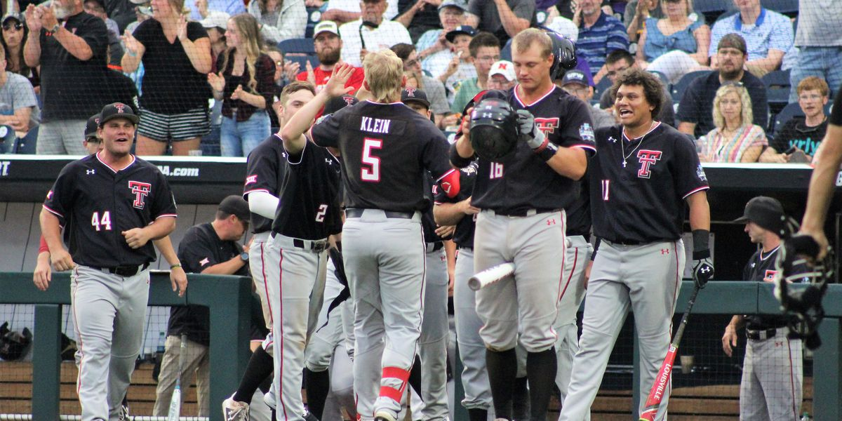 Red Raiders look to make more history at CWS