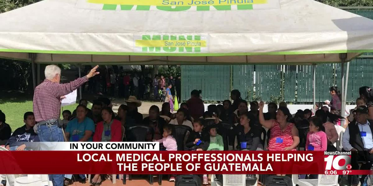 Amarillo medical professionals help over 1,000 patients in Guatemala