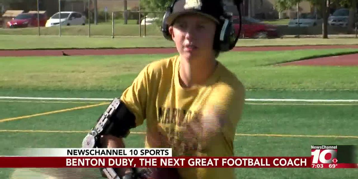Benton Duby: The next great football coach