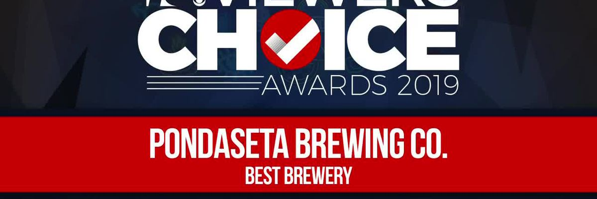 VIEWERS CHOICE AWARDS: Pondaseta Brewing Co. wins Best Brewery