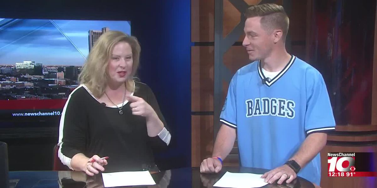 INTERVIEW - Chance Harlan talks about the Boots vs. Badges softball game