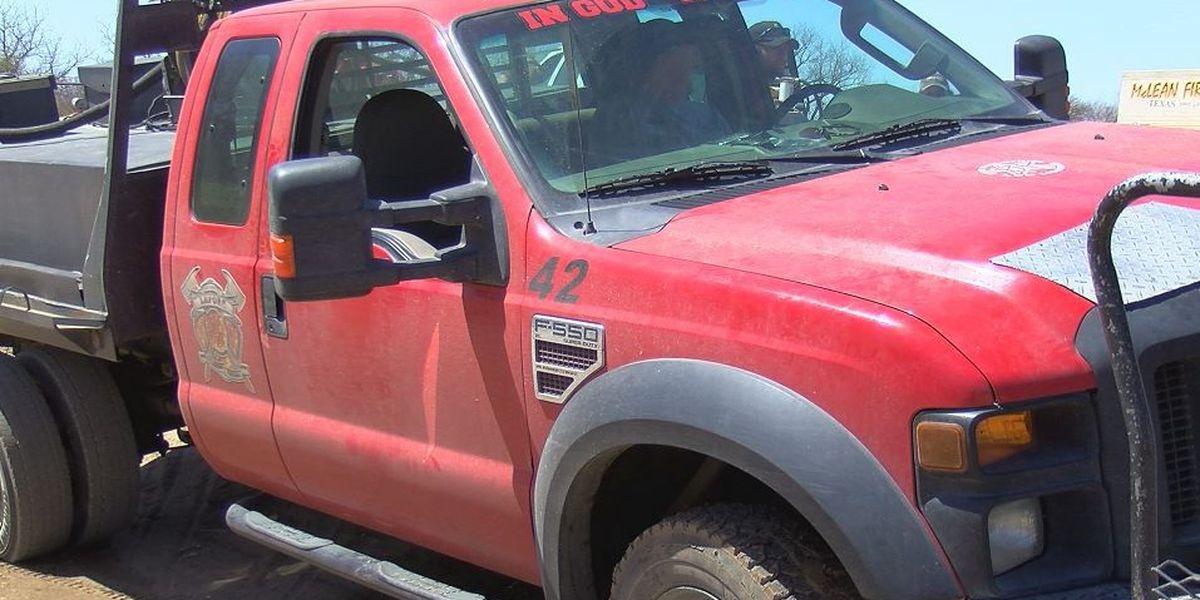 Volunteer Fire Departments ask for help after intense fire season damages equipment