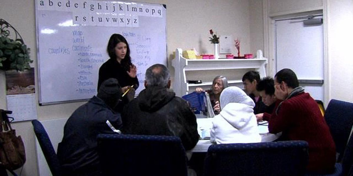 Refugees in the Panhandle learning English to succeed