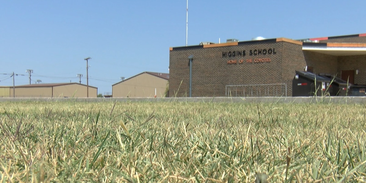 Higgins school closes after a consolidation with Canadian ISD