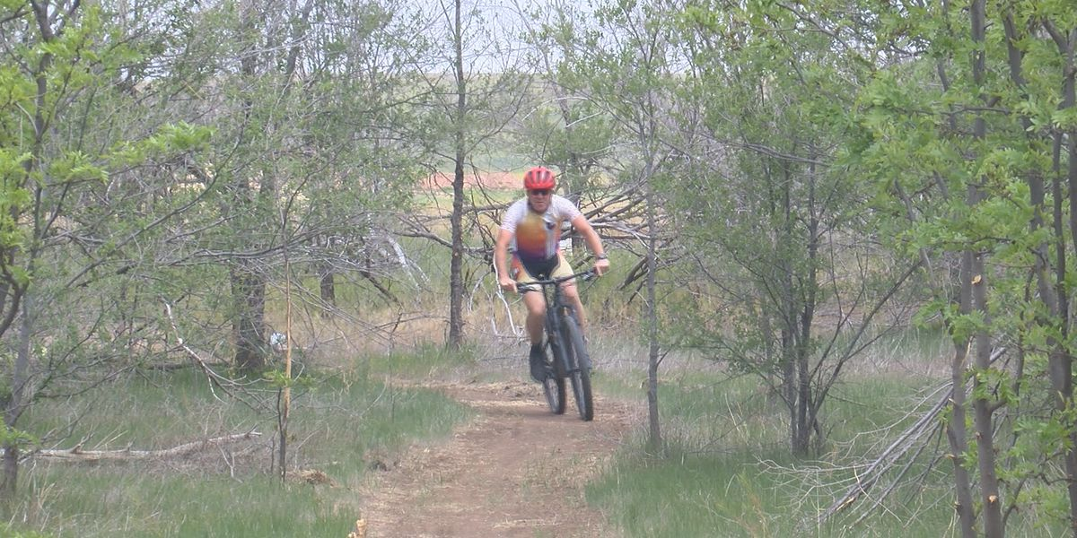 A new 15 mile trail system in southeast Amarillo is underway