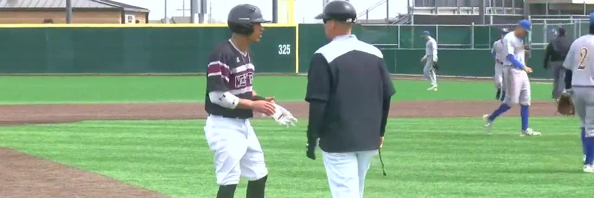 WT shuts out Angelo State in final game of the series