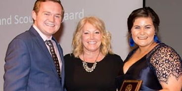 WTAMU Communication faculty member receives award for teaching excellence