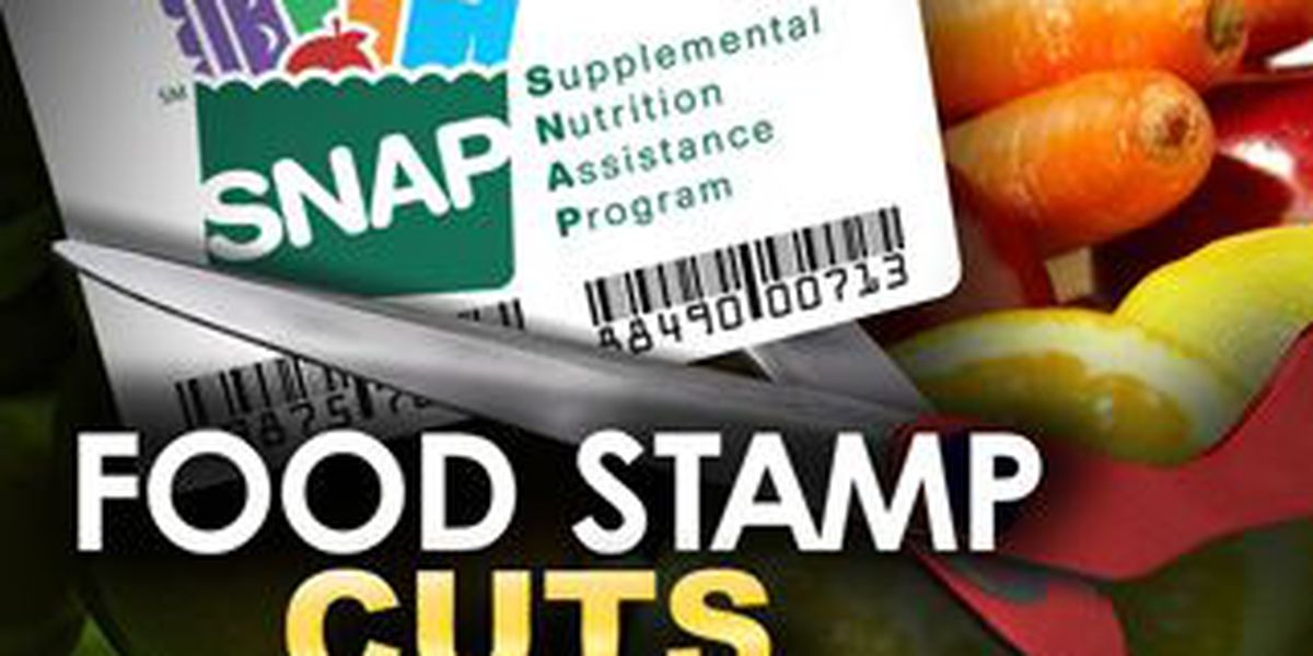 SNAP benefit cuts on the way