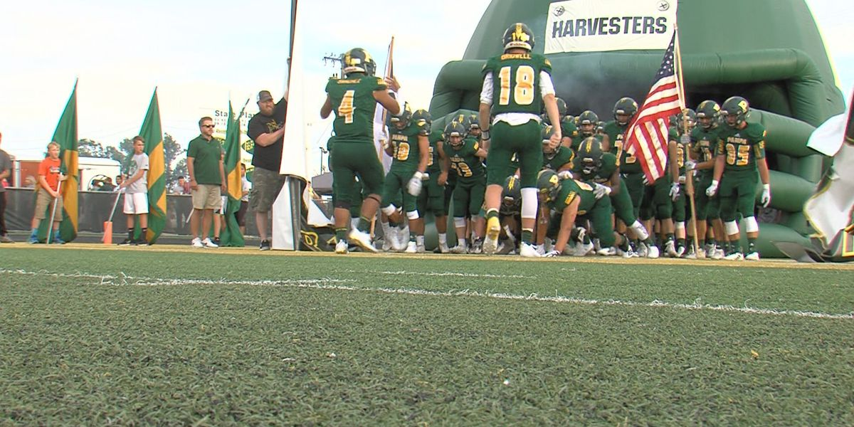 Countdown to Kickoff: Pampa Harvesters