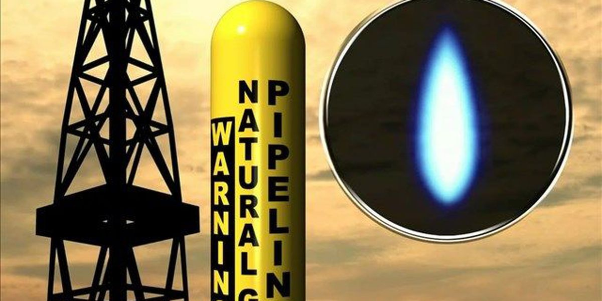 Natural gas prices are impacting our area