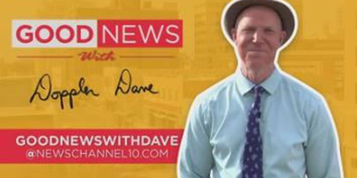 Good News with Doppler Dave: Memories in the wind
