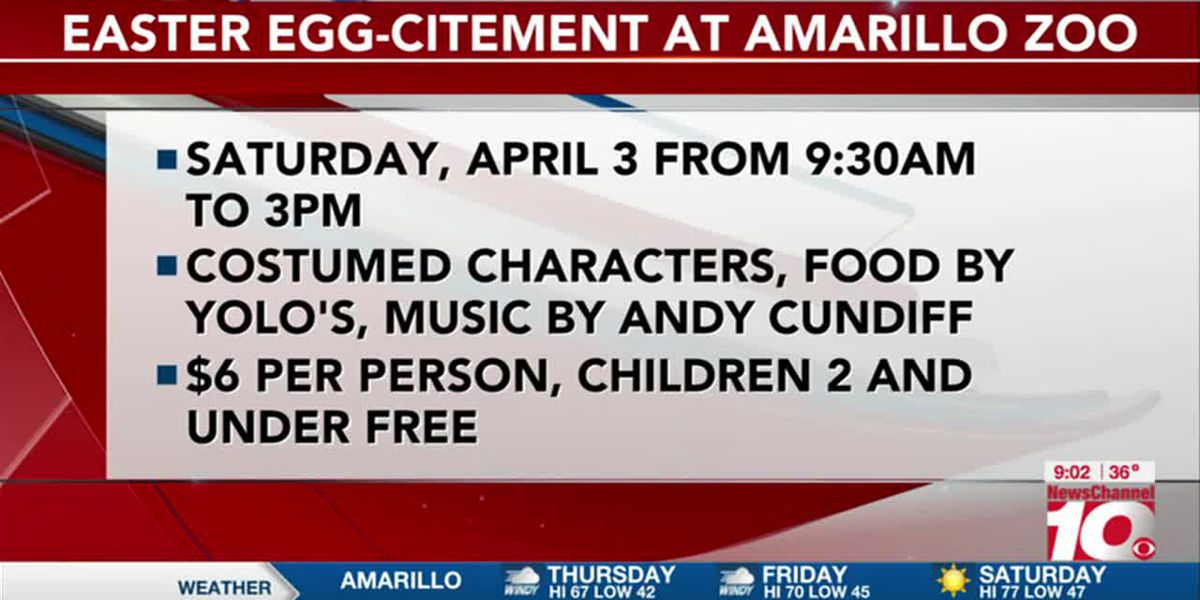 VIDEO: Easter events to be held this Saturday