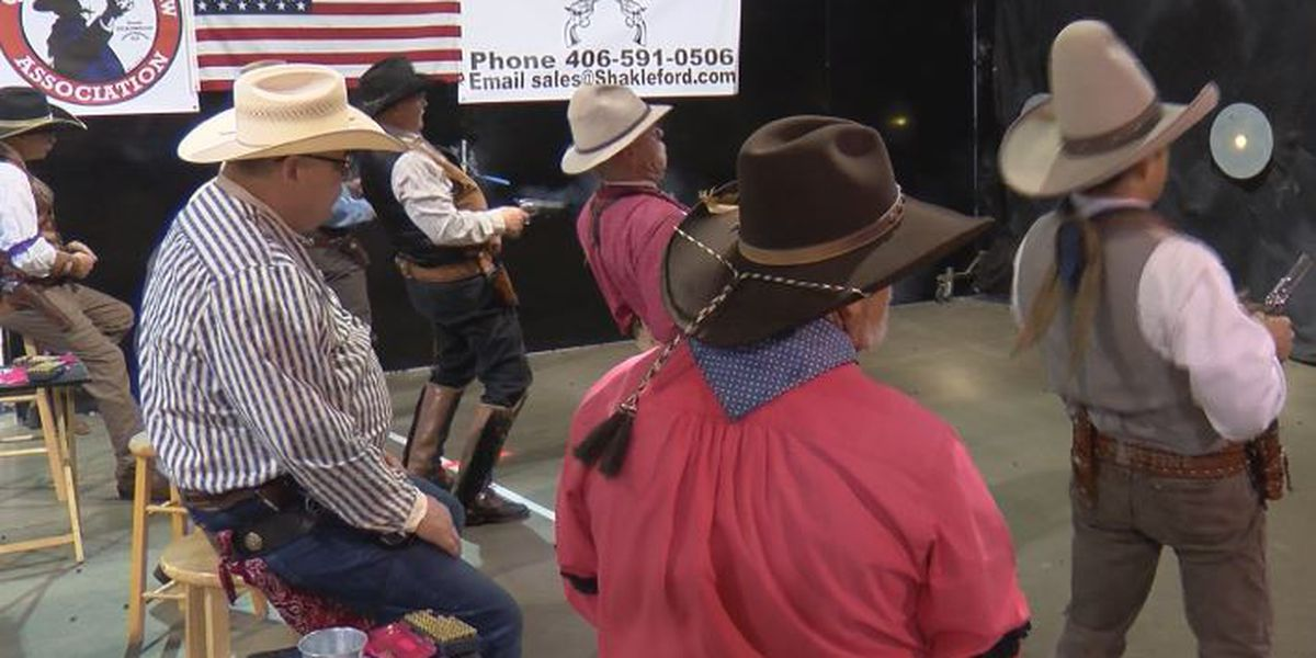 Amarillo brings back old west with Cowboy Fast Draw competition