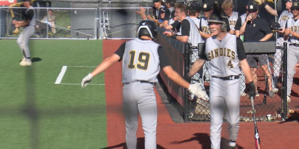 Amarillo High and Randall lead District 3-5A, winning the last regular season baseball game