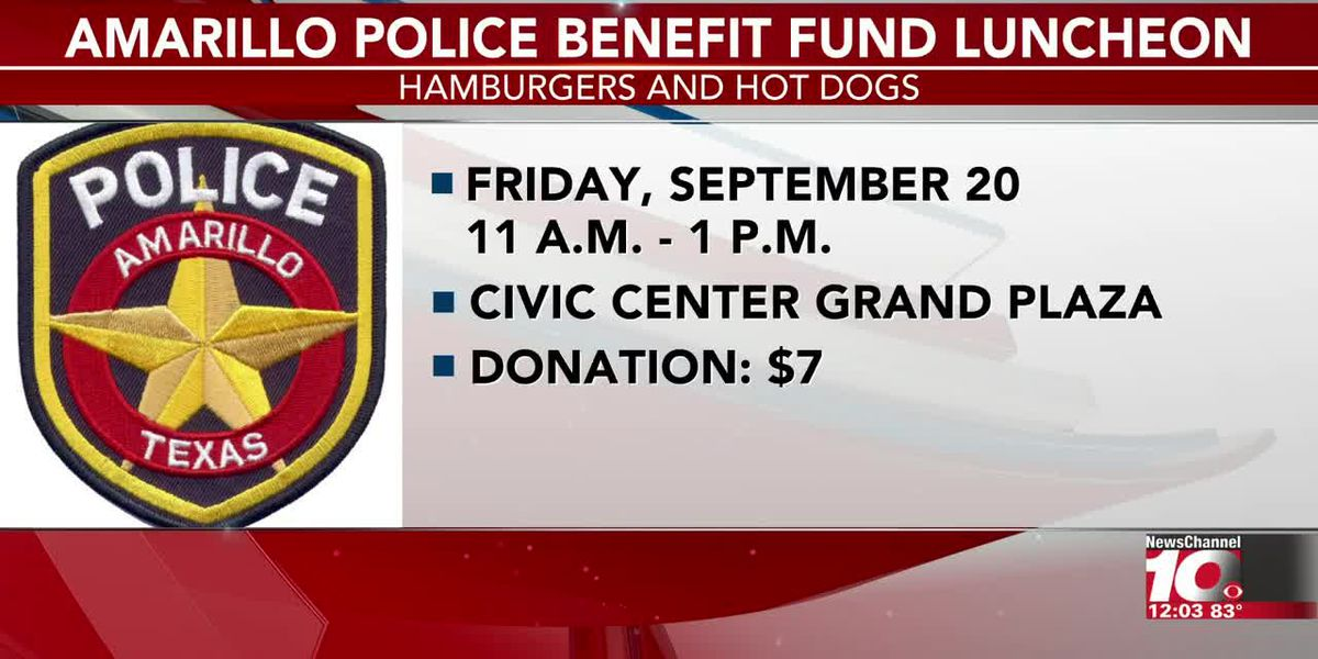 VIDEO: APD selling burgers this Friday to help officers in need