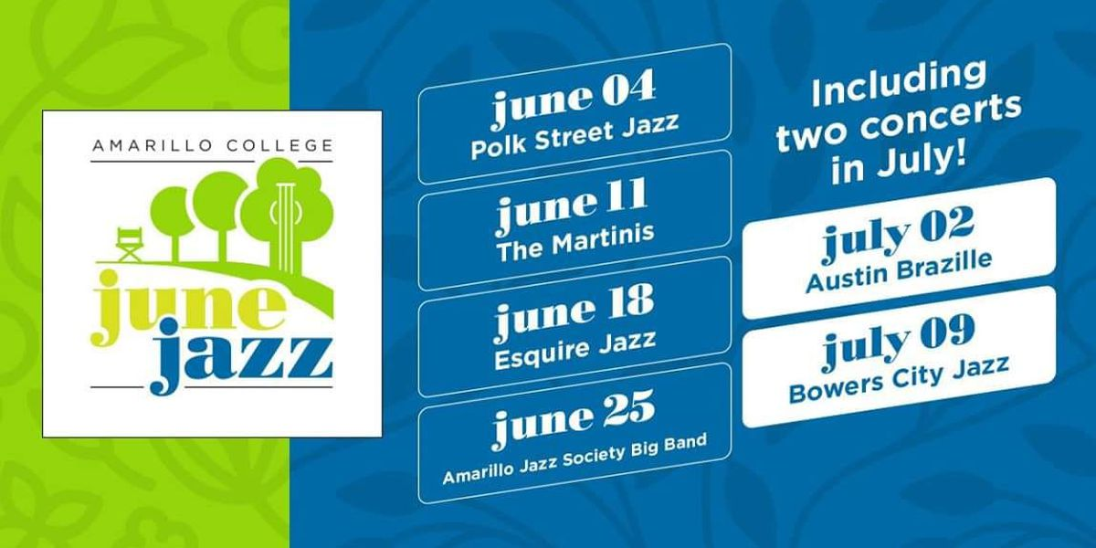 June Jazz swinging onto AC campus for next month