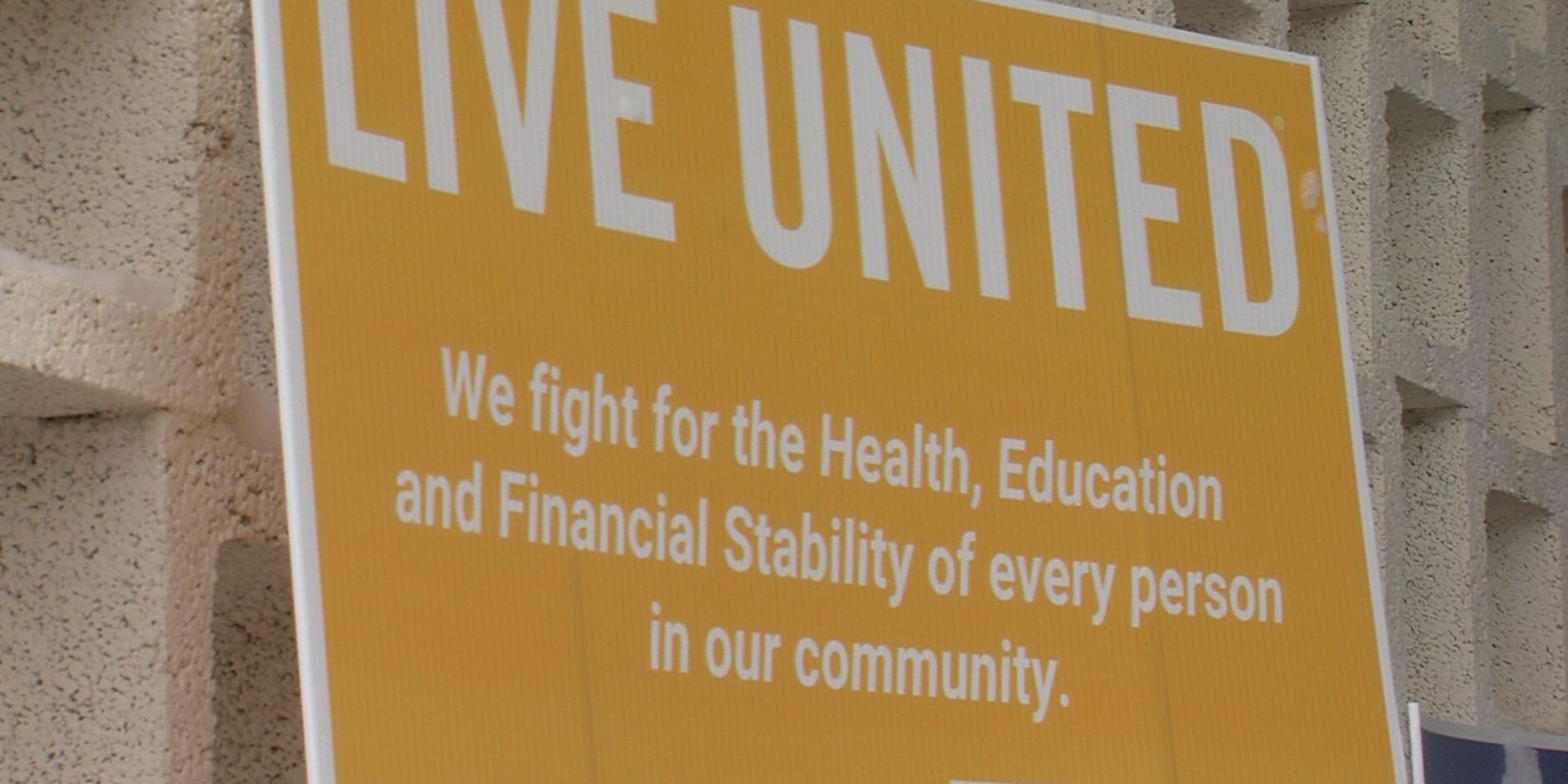 United Way: 2018 is a critical campaign year