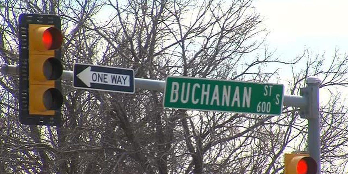 Buchanan Street Getting a New Look