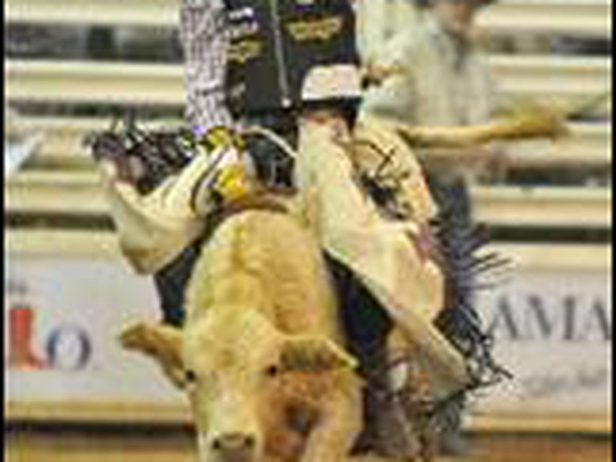 Amarillo hosting National Junior Bull Riding Championships