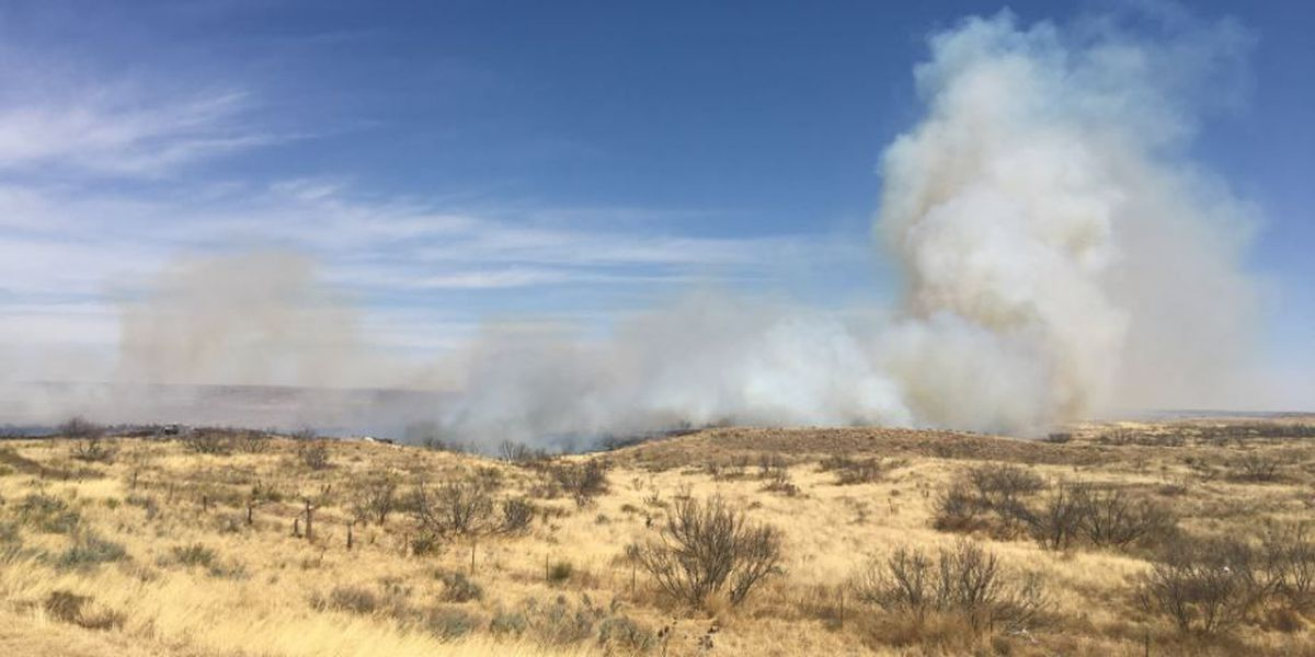 Milliron Fire has now burned over 20k acres, crews mop up other area fires