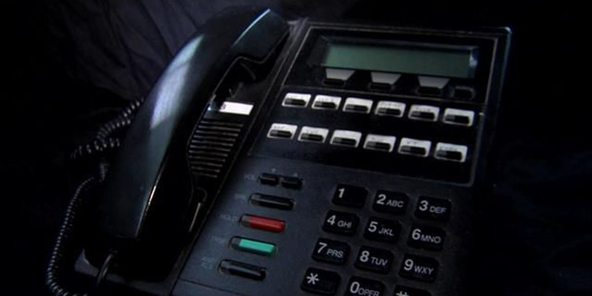 "West Texas and A&M warns of phone ""spoofing"""