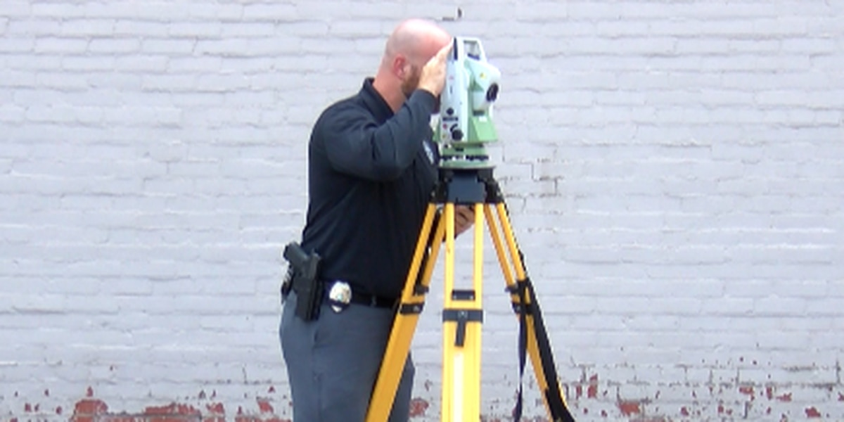 New 3-D scanner for Amarillo police will give investigators faster answers