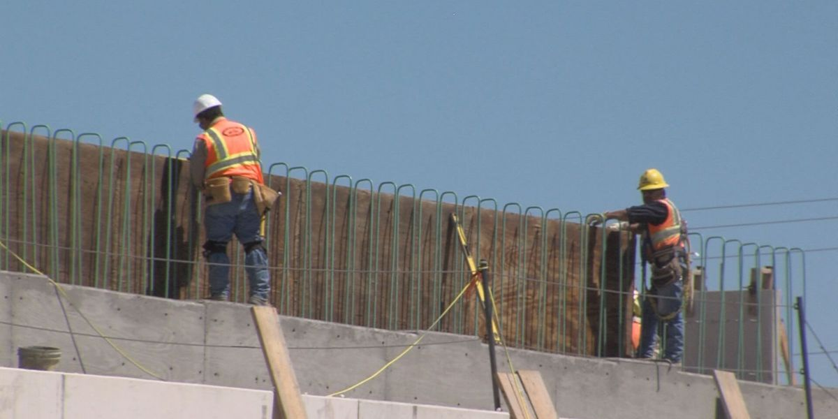 Extreme heat on outdoor worker