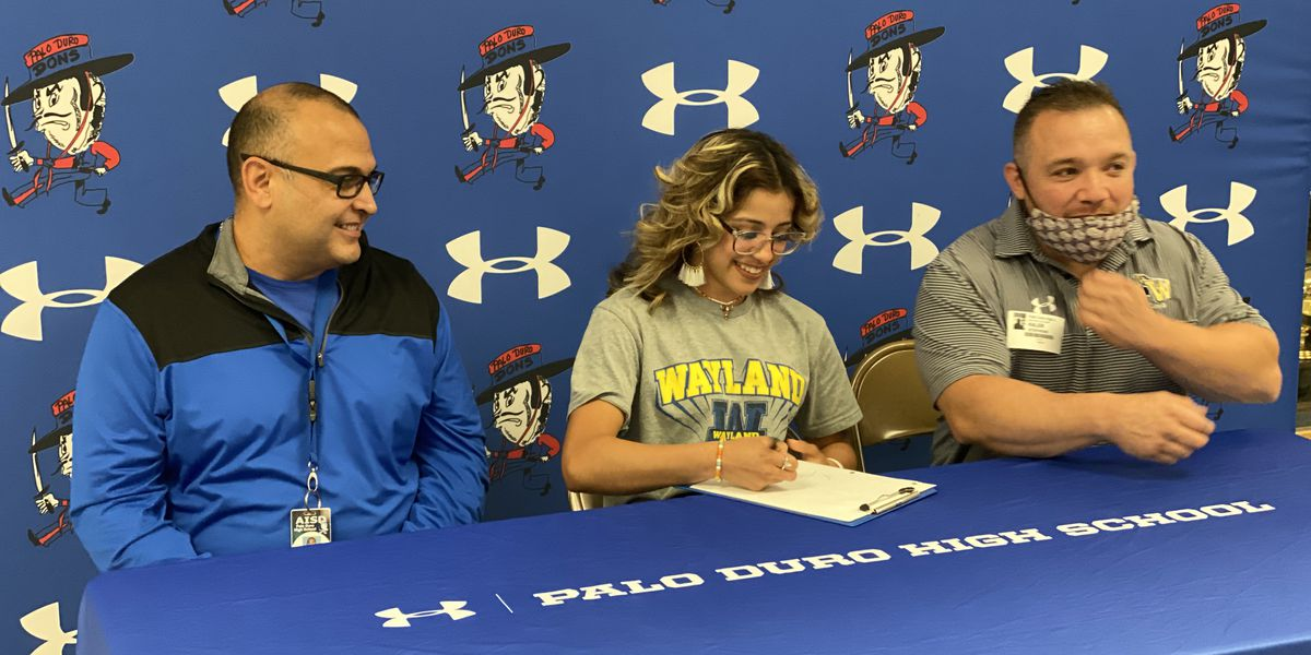 Randall and Palo Duro celebrate signing day for wrestlers