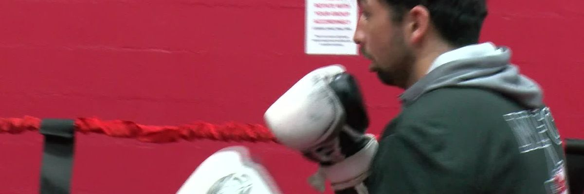 Local fighter prepares for his professional boxing debut in Amarillo