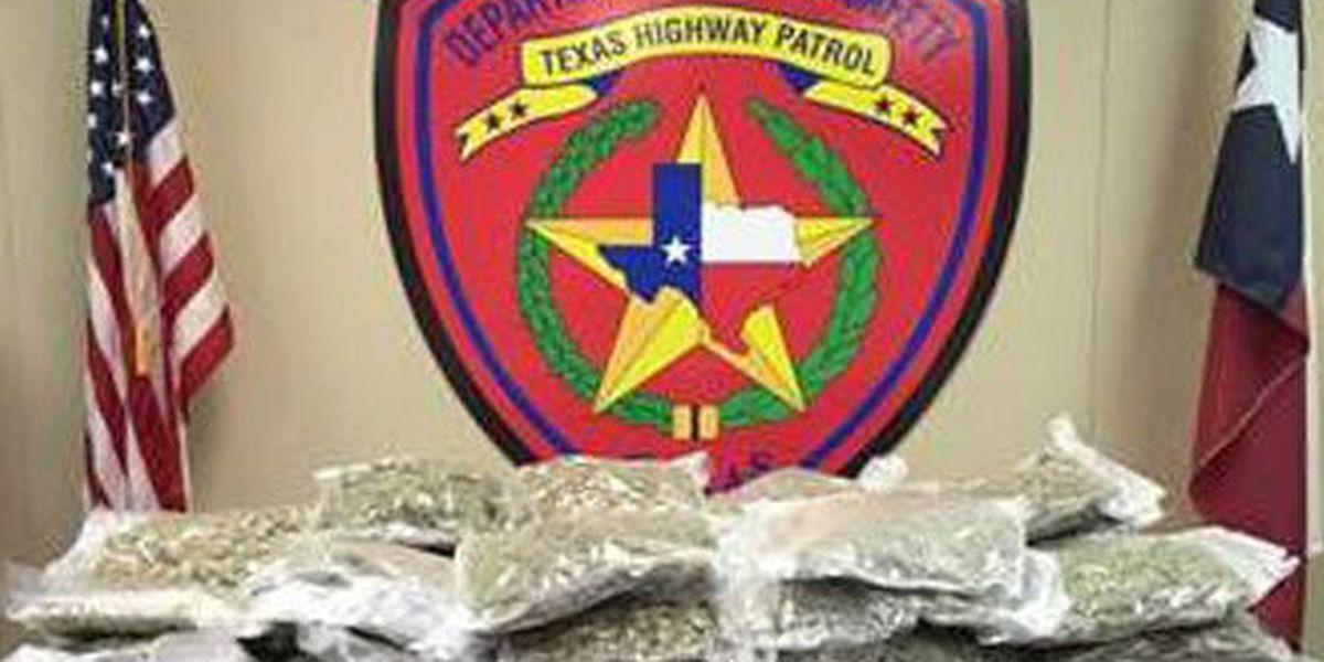 Texas trooper seizes more than $571,000 in marijuana