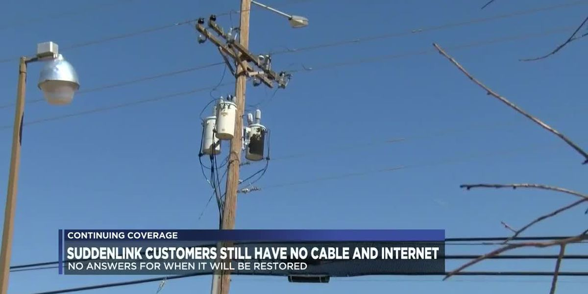Frustrated Suddenlink customers walk out after receiving unclear answers to service restoration