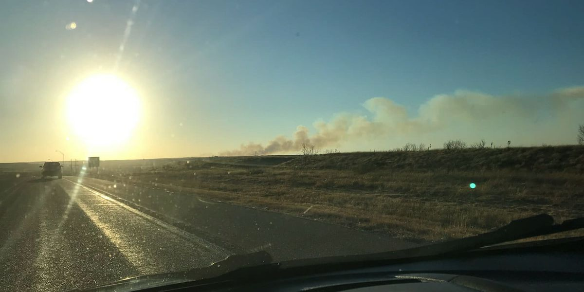 Officials: Potter County fire 95 percent contained, officially 496 acres involved