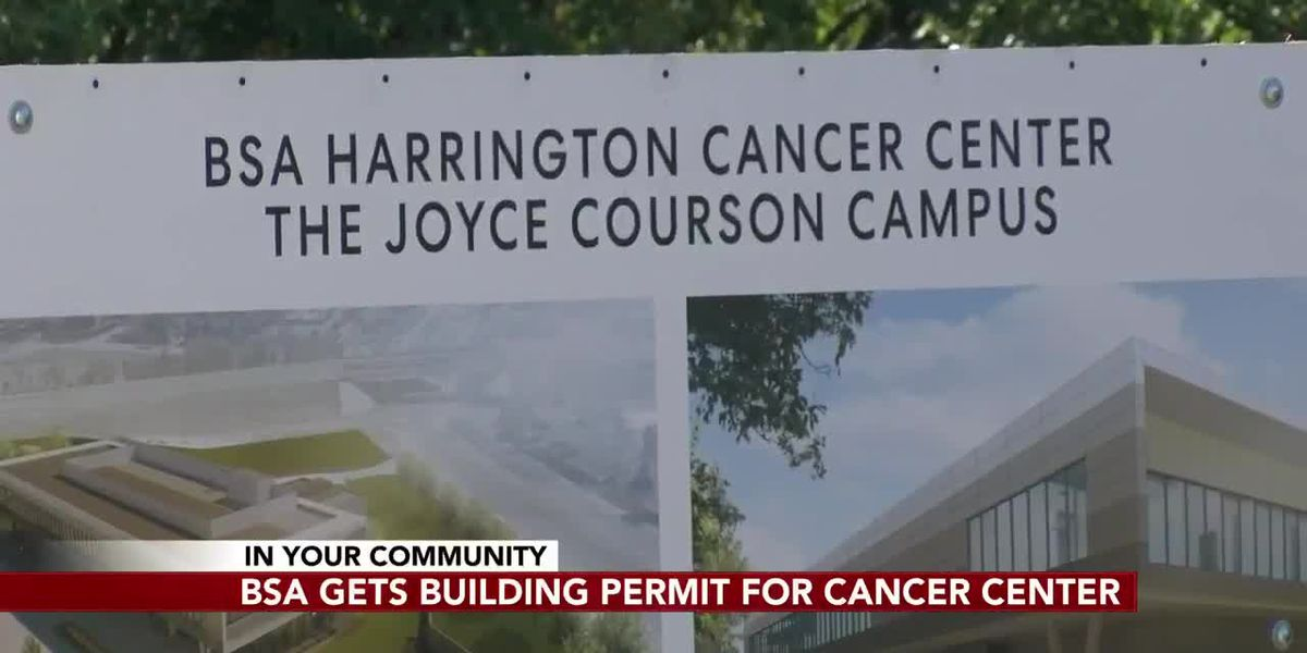 Construction for new state-of-the-art cancer center to be $23 million investment