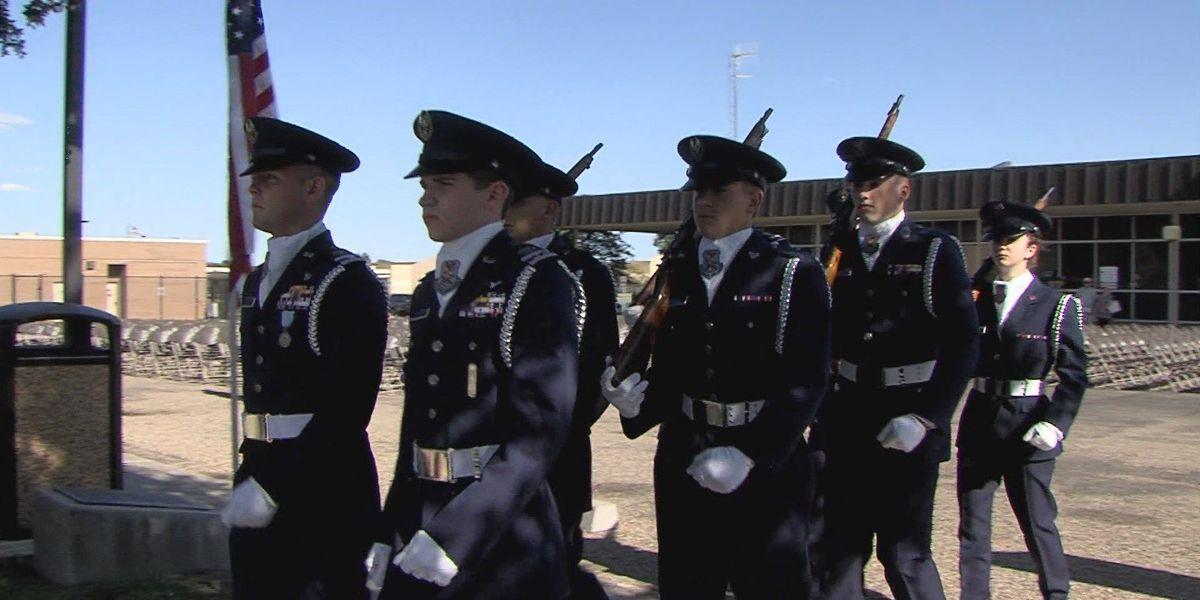 24 hour silent guard honors fallen heroes