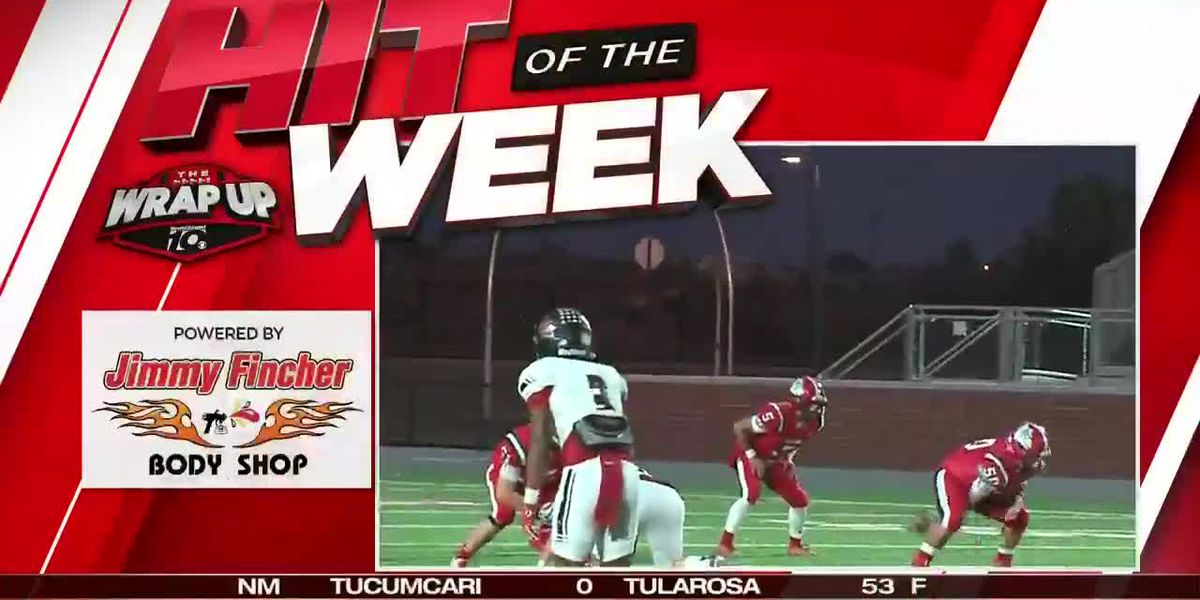 Video - The Wrap up Wk 8 - Hit of the Week KFDA