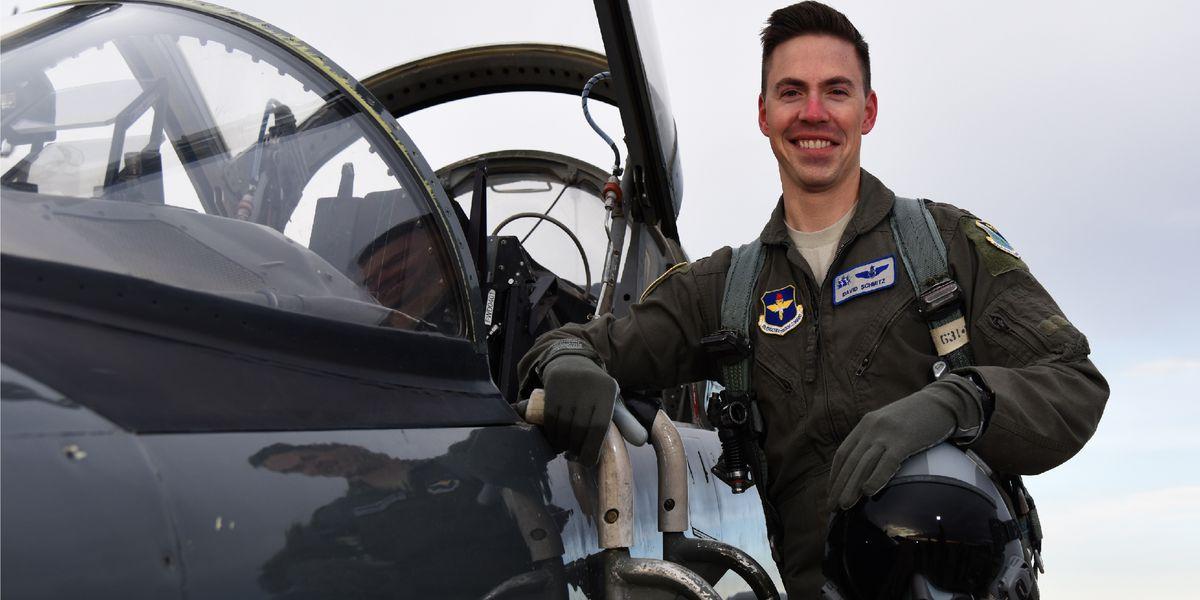 Pilot identified following F-16 aircraft crash on Shaw Air Force Base