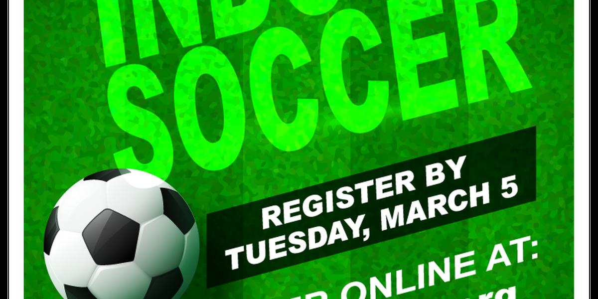 Kids, Inc. looking for volunteer indoor soccer coaches