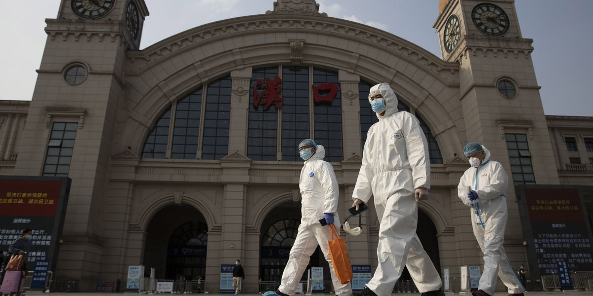 China says WHO experts to visit Wuhan in virus origins probe