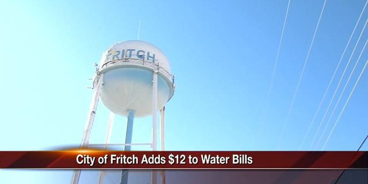 City of Fritch increases water bills