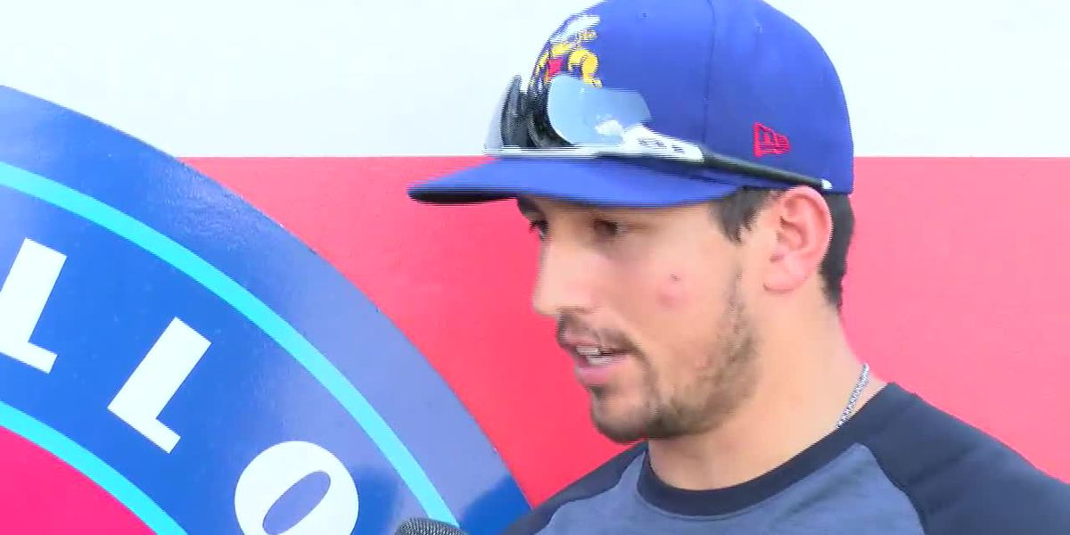 VIDEO: Enrique Porchas looks to carry game one momentum into Wednesday night game