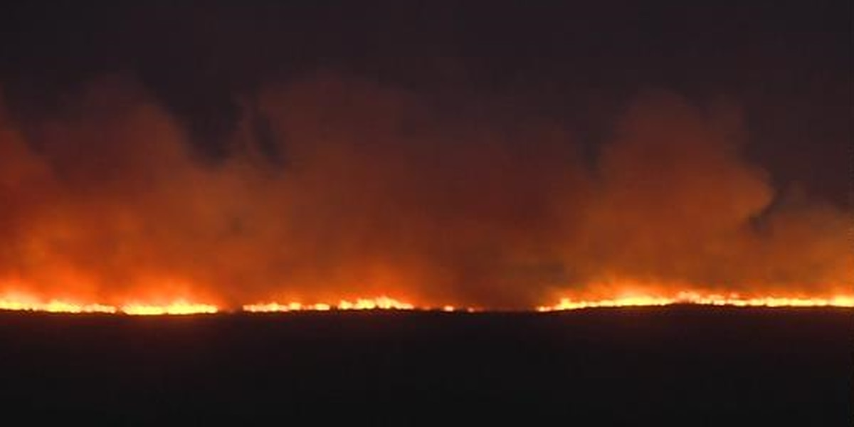 Rankin Ranch Road Fire 100% contained
