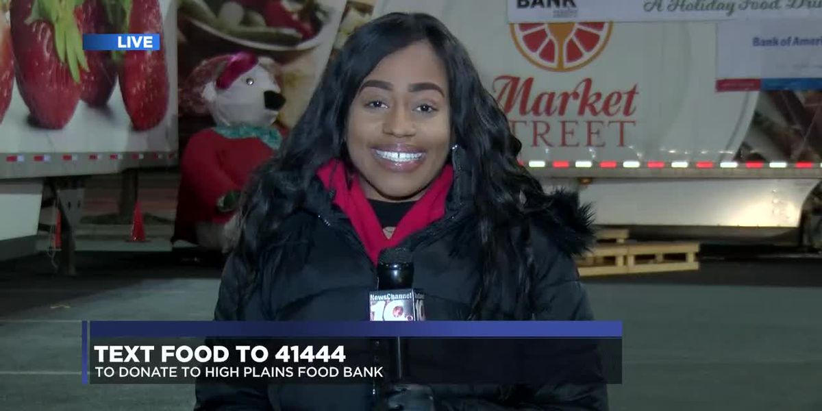 Nyzah McDonald LIVE to tell us about day 3 of the Together We Can Food Drive