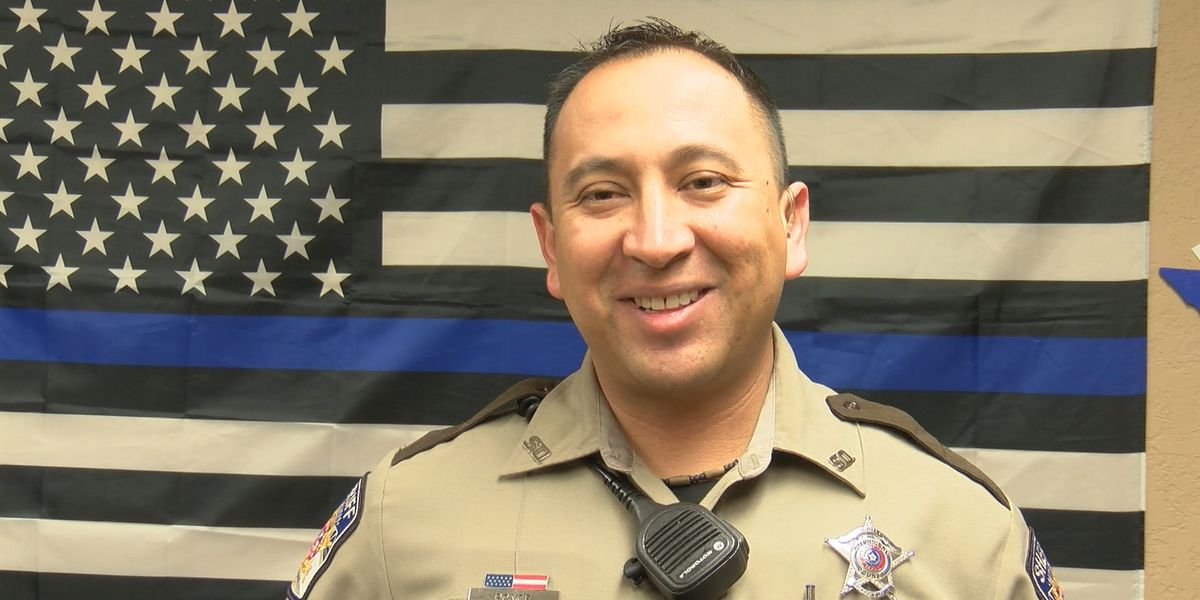 Above and Beyond: woman says deputy saved her life