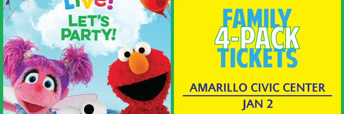 Sesame Street Live Ticket Giveaway from NewsChannel 10