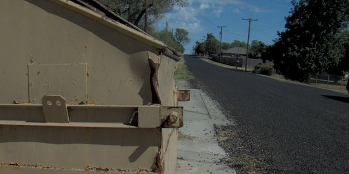 City of Amarillo hosting public meetings for curbside trash collection program