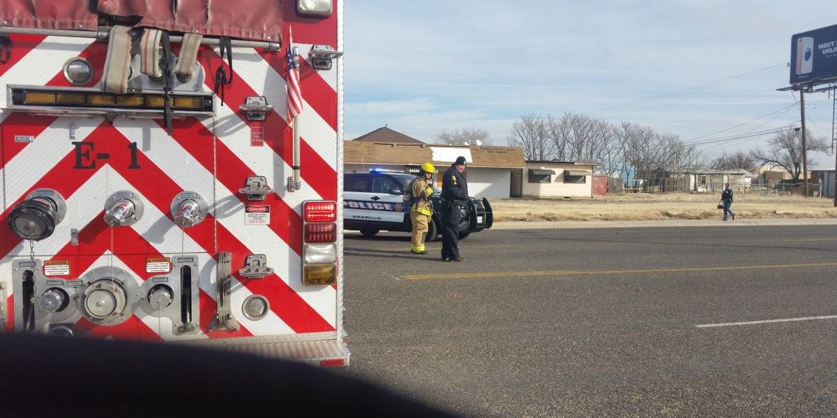 All lanes reopen following gas line rupture