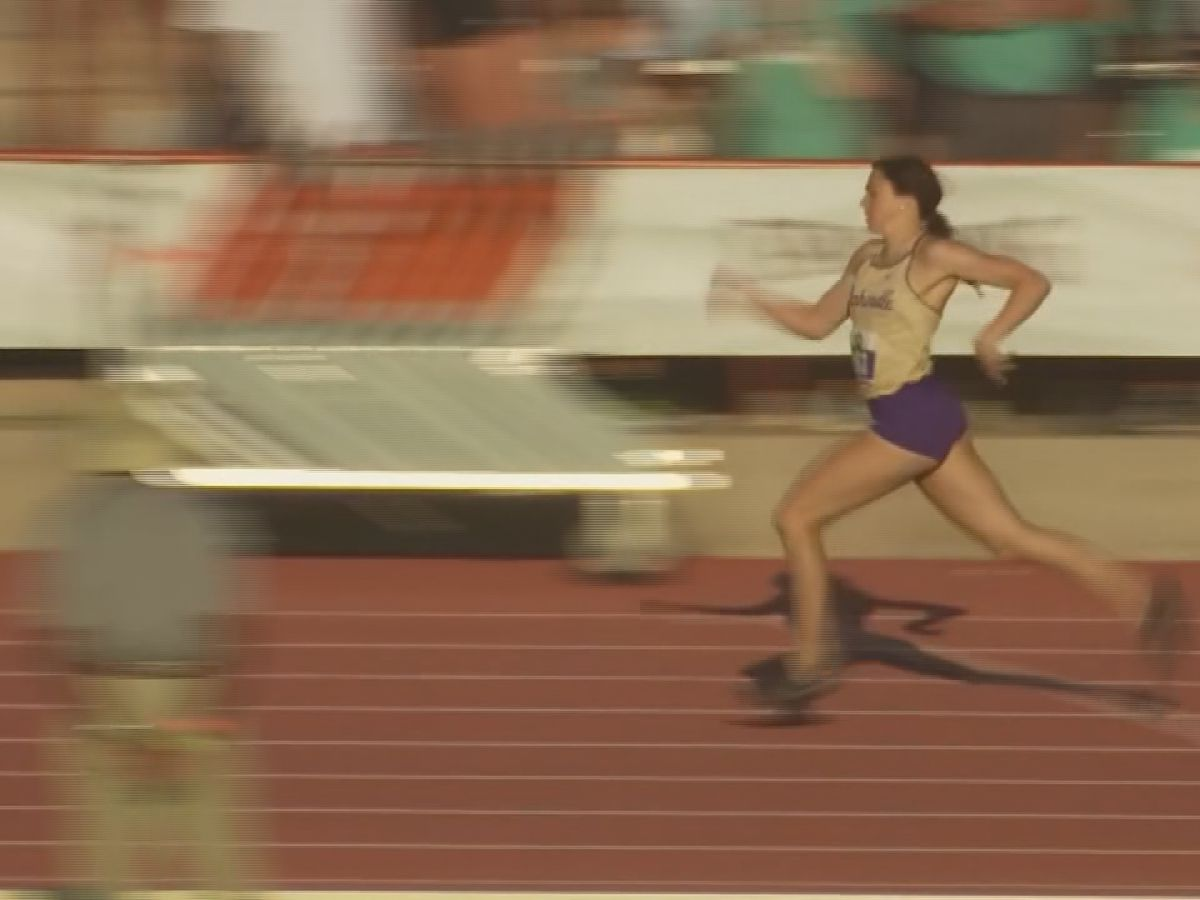 Panhandle Pantherettes win 2A UIL State Track team title, eight local athletes win gold